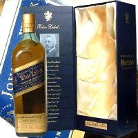 jJohnnie Walker Blue Label