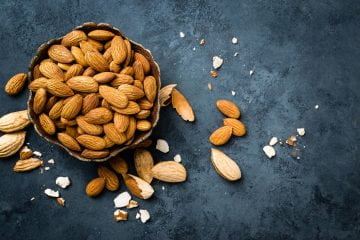 Almonds and Orgeat Syrup recipe