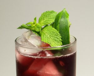 The classic Claret Cup Cocktail