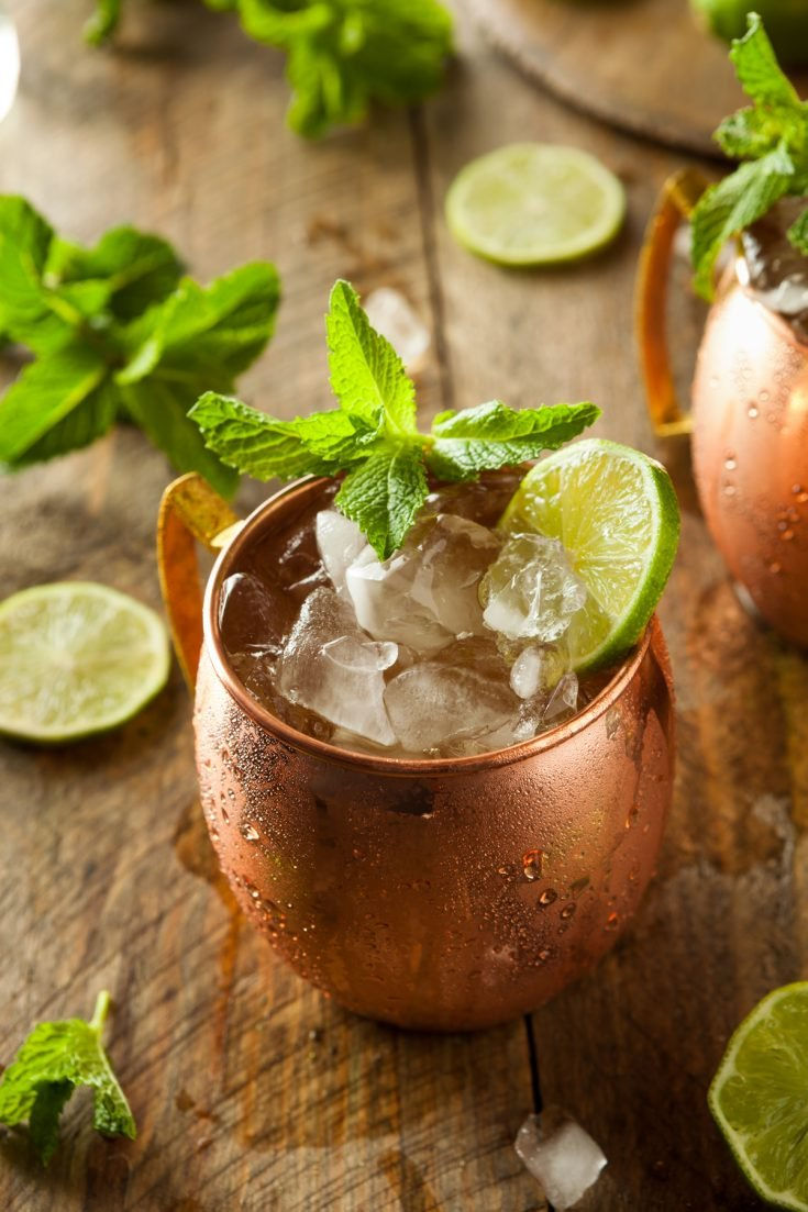 Moscow Mule Art Of Drink