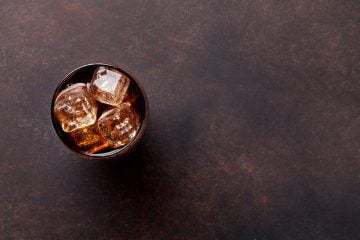 Ammonia Coke with Aromatic Spirits of Ammonia