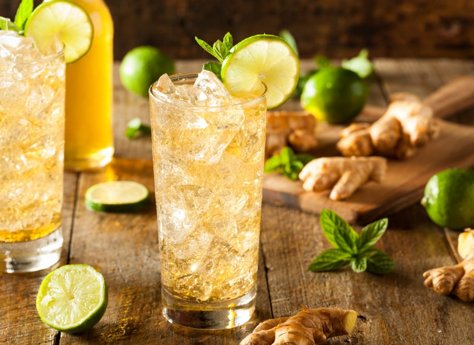 How to make a Rye & Ginger