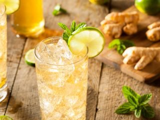 Rye and Ginger Recipe