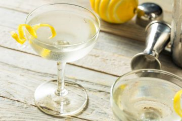Vesper Martini Review & Recipe