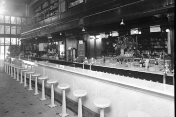 A brief history of how the soda fountain came to be.