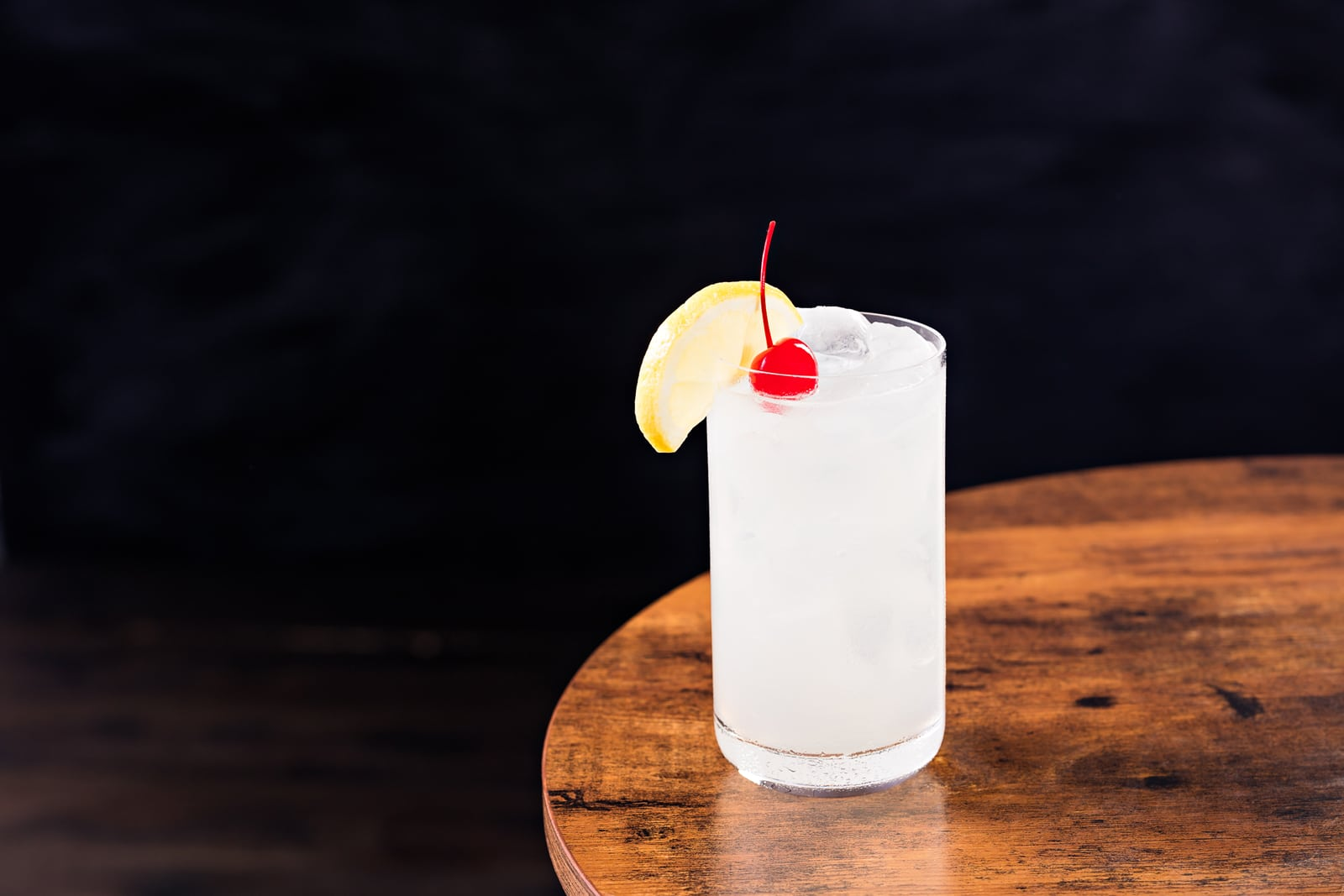 Tom Collins Fizz (Highball) - Gin
