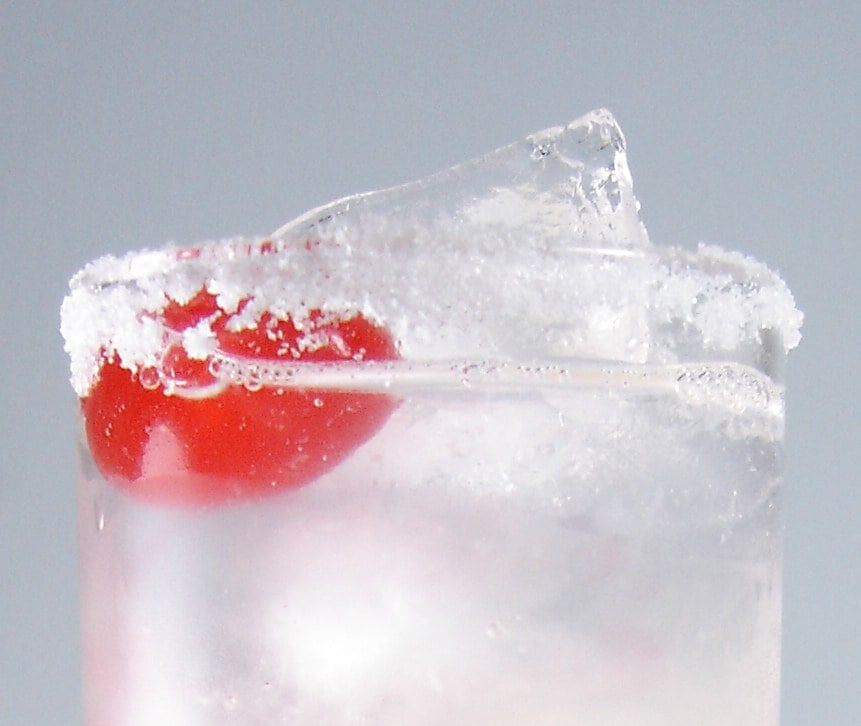 Salty Dog Vodka Cocktail Recipe