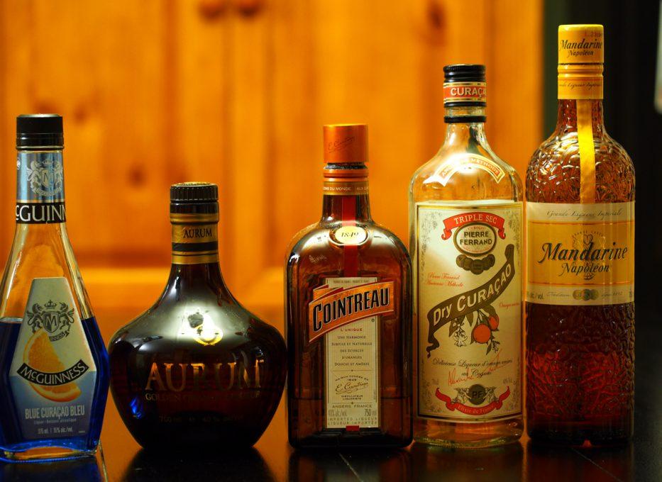 What is Triple Sec? It is an orange liqueur.