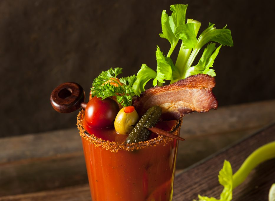 Bloody Caesar Cocktail Canada