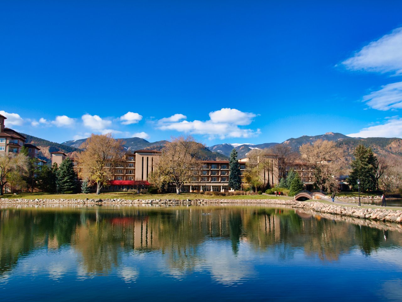 Broadmoor Resort & Hotel in Colorado