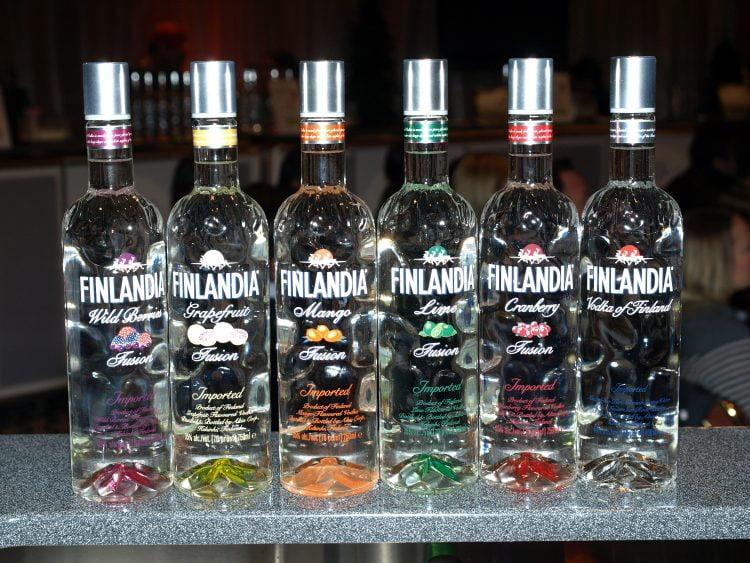 The Finlandia Vodka Cocktail Competition 2008