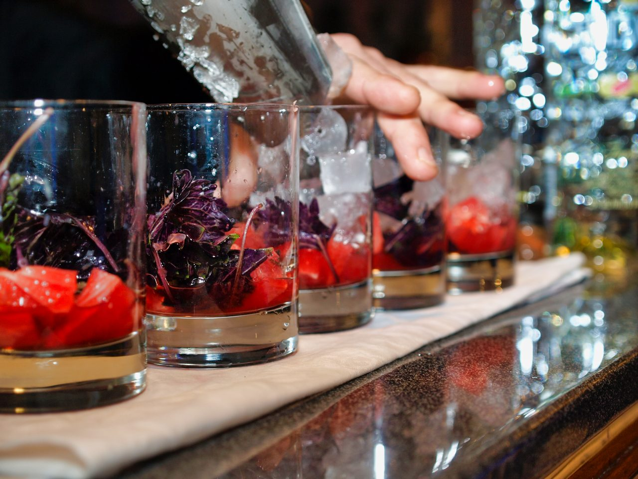 The Finlandia Cup Cocktail Competition in Colorado