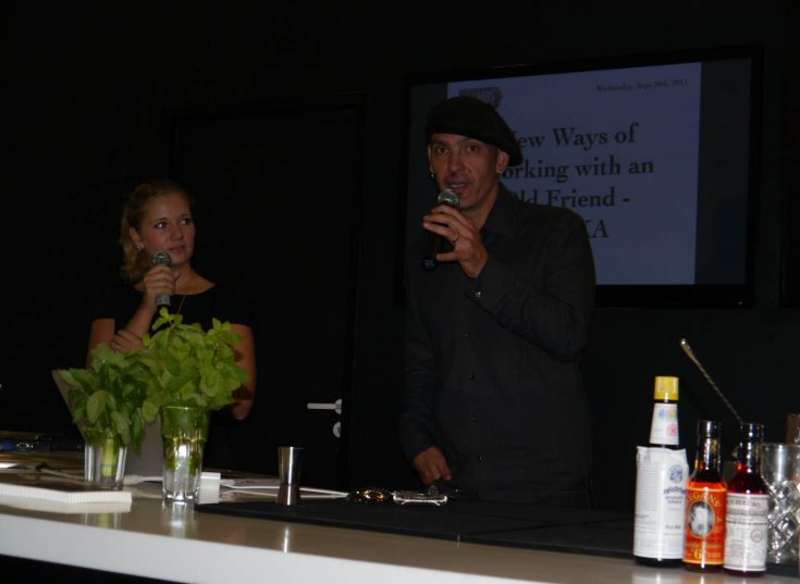 Moscow Bar Show 2011