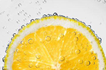 Lemon Soda Phosphate