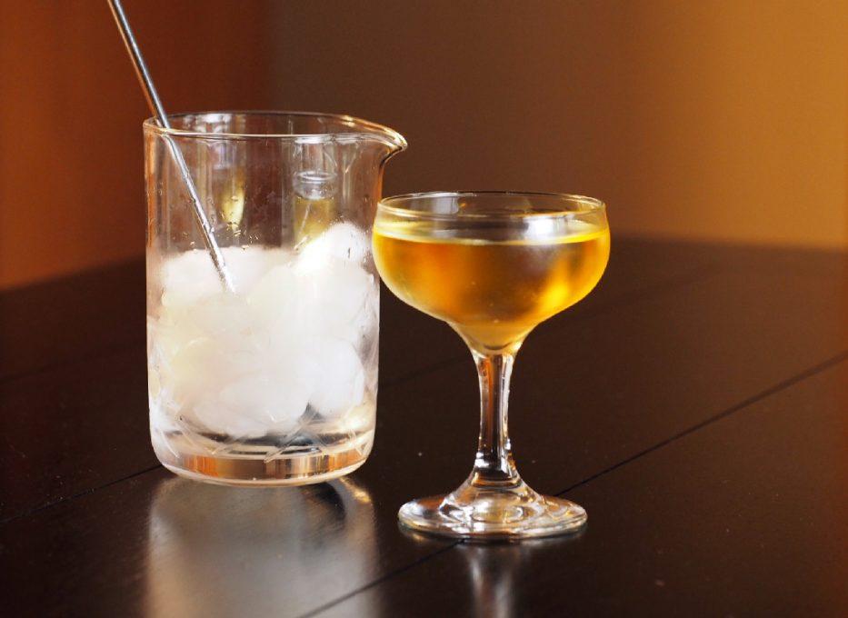 Vodka Pays the Bills Cocktail