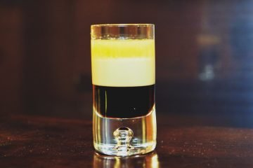 Ingredient list and recipe for the popular B52 Shot