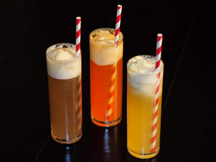 Vintage Soda Fountain Cream Soda Flavours