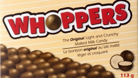 Whoppers and Maltesers